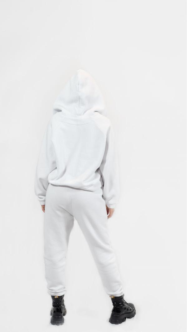 White Sweatpants 2