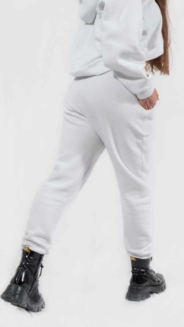 White Sweatpants 1