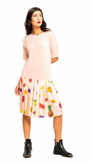 Dress Strawberry Milkshake 1