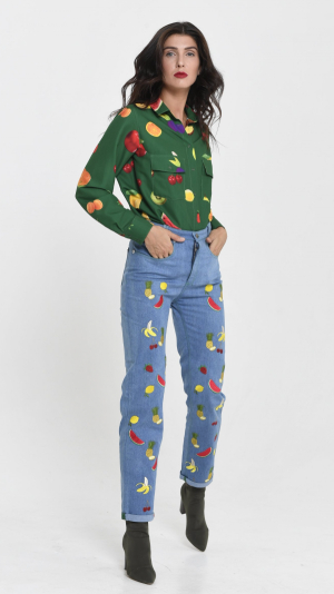Jeans Happy Fruit tailor-made 2