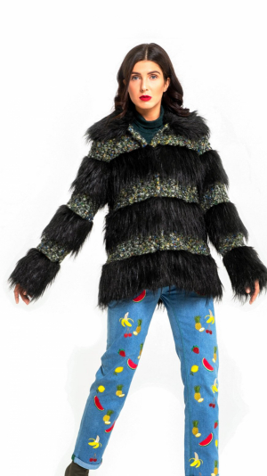 Fur Jacket Pineapple Cocktail A tailor-made 2