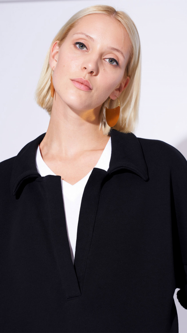 Sweatshirt MARINELLA black 2