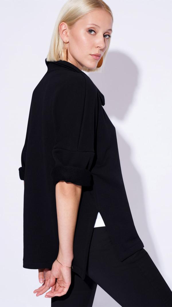 Sweatshirt MARINELLA black 1