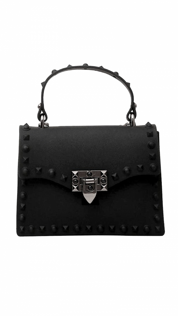 Rebel Rich Bag - Matte Black 2