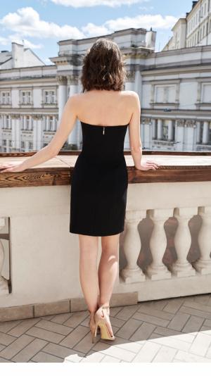 Eva Black Dress 2