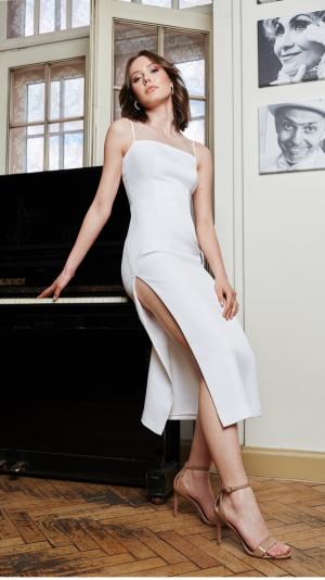 Amara White Dress 1
