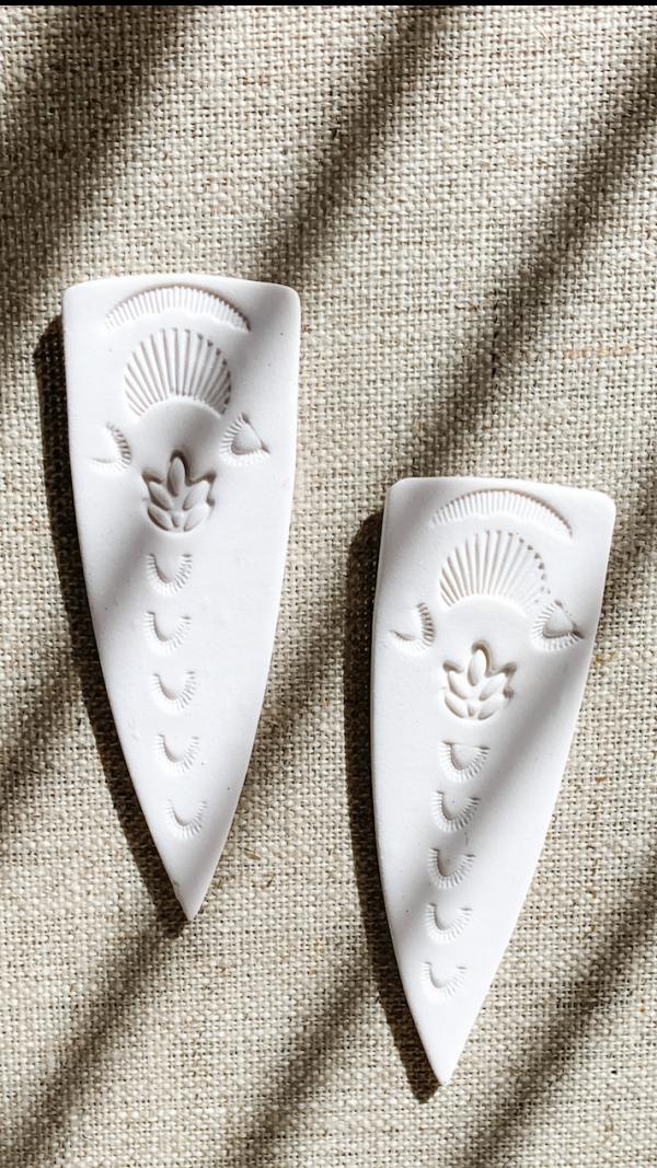 Dagger Earrings 2