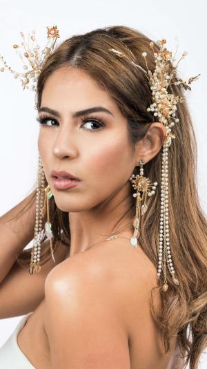 Bridal Gold Jewellery & Earrings 2