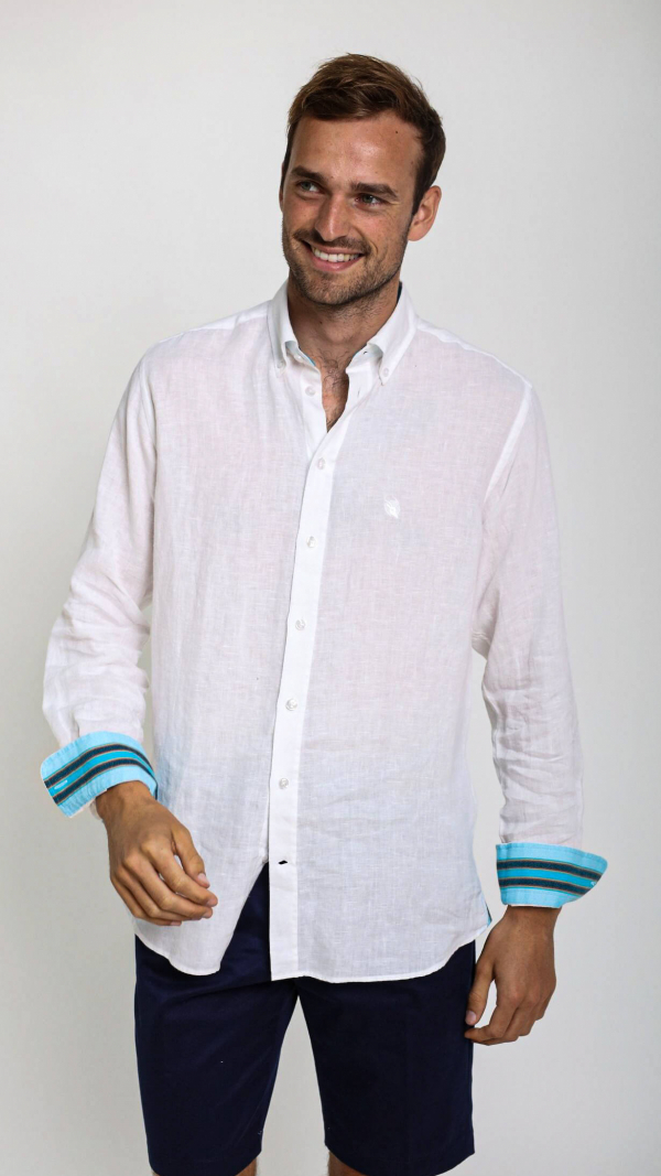 white_linen_shirt_with_african_fabric_trim_3