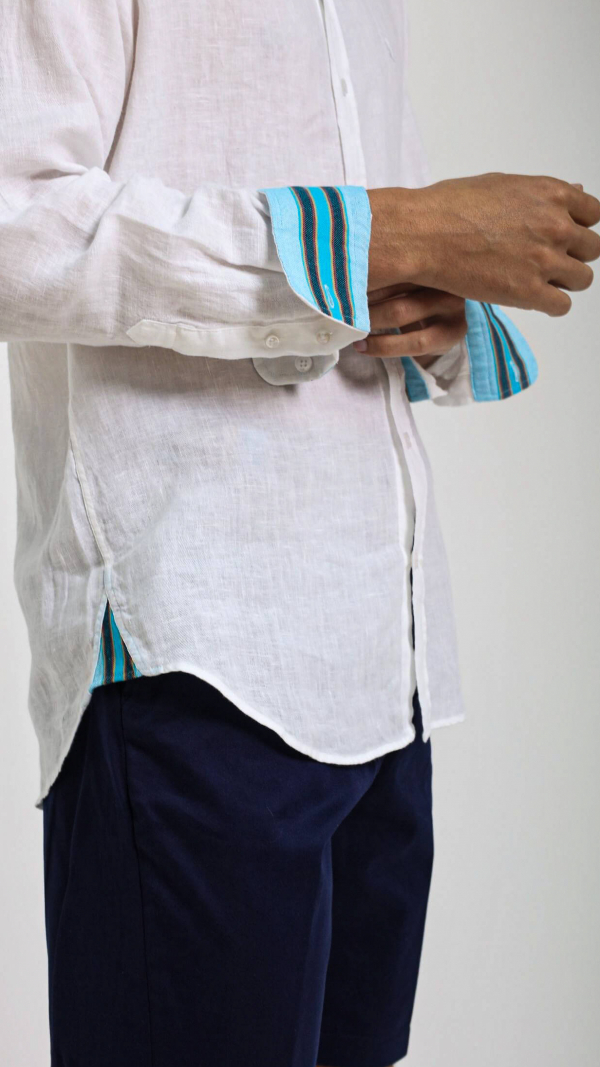 white_linen_shirt_with_african_fabric_trim_5