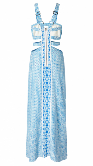 Aquamarine Dress 2