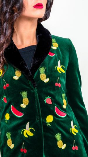 Jacket Fruit Cocktail 1