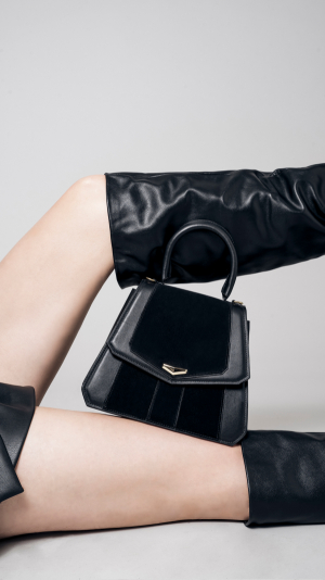 VERUS Handbag Gold