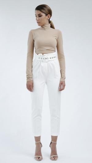 WHITE PANTS 1