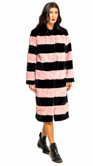 Fur Coat Strawberry tailor-made 2