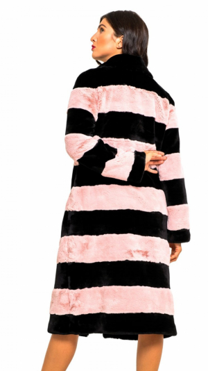 Fur Coat Strawberry tailor-made 1