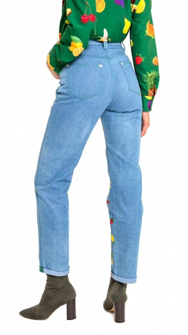 Jeans Happy Fruit 2