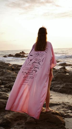 Sat Nam Kimono / ONE SIZE 1