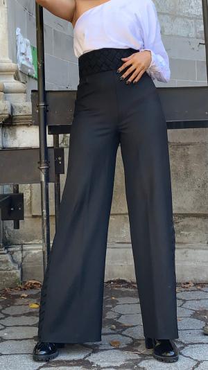 Black long pants 2