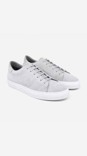 Suede Sneakers Grey - Norberto 2