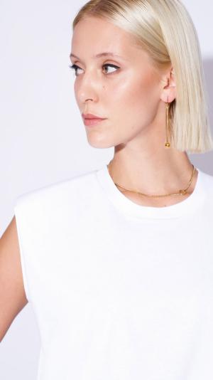 T-Shirt ROSARIA white 1