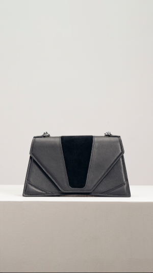 LUXEAL Clutch Silver 2