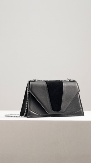 LUXEAL Clutch Silver