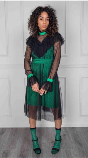Antoinette dress 1