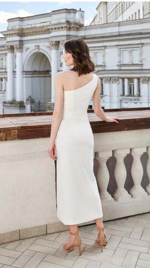 Dori White Dress 2