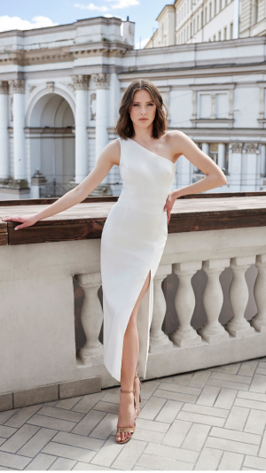 Dori White Dress 1