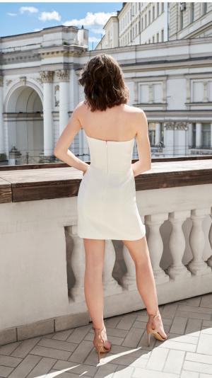 Eva White Dress 2