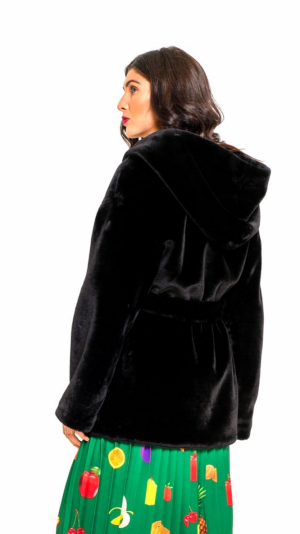 Fur Jacket Juicy Mix Tailor-made 1
