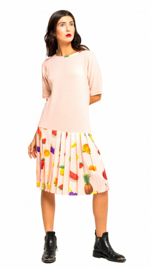 Dress Strawberry Milkshake tailor-made 2