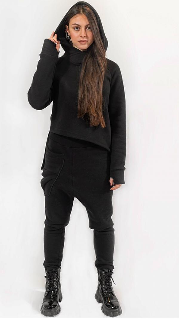 Black Sweatpants 2