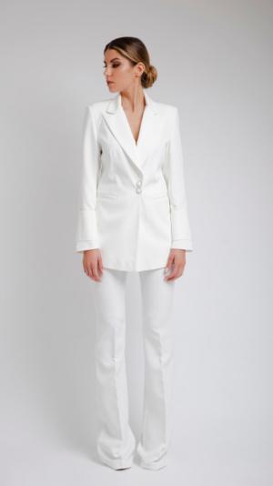 White DV Suit 2