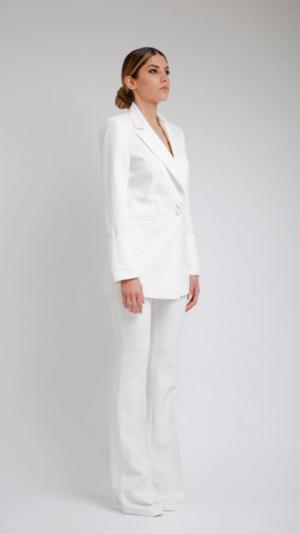 White DV Suit 1
