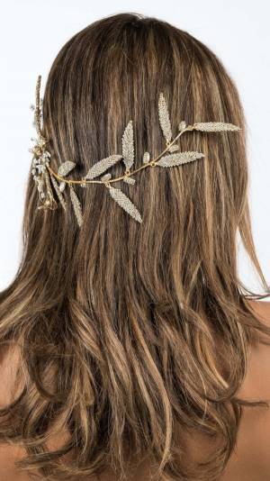 Bridal Hair Jewellery 2