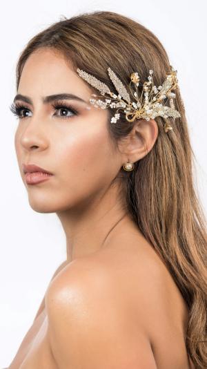 Bridal Hair Jewellery 1