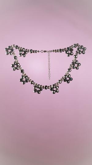Metallic Necklace 1