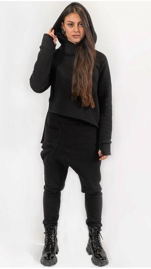 Black Hoodie 1