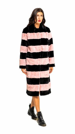 Fur Coat Strawberry 1