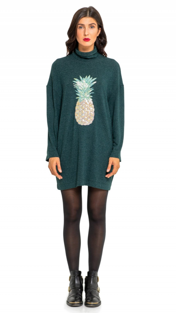 Tunic Pineapple Tailor-made 2