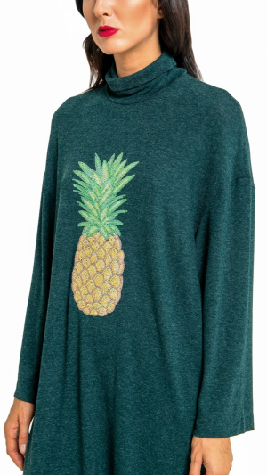 Tunic Pineapple Tailor-made 1