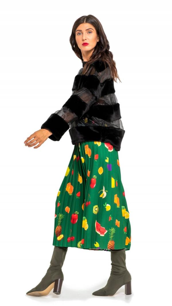 Sweater Mango Smoothie Tailor-made 2
