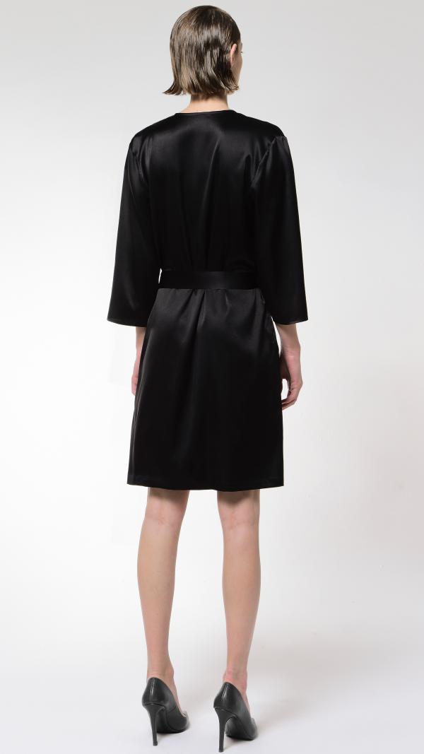 Lachesis-Pure Silk Kimono (Nightwear) 2