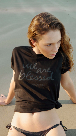 We are Blessed  T-shirt 1