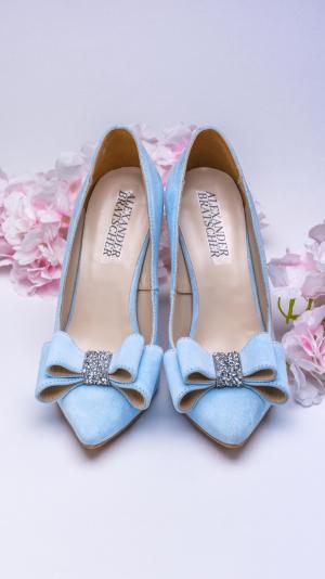 Princess high heels 1