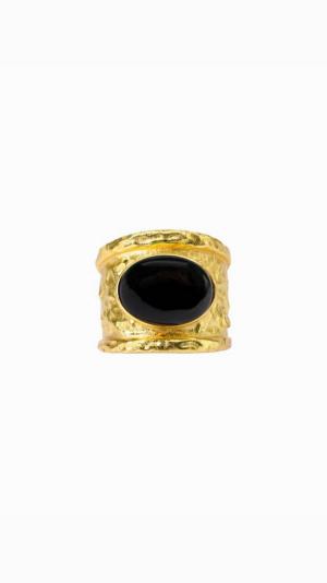 Scorpio Black Ring 1