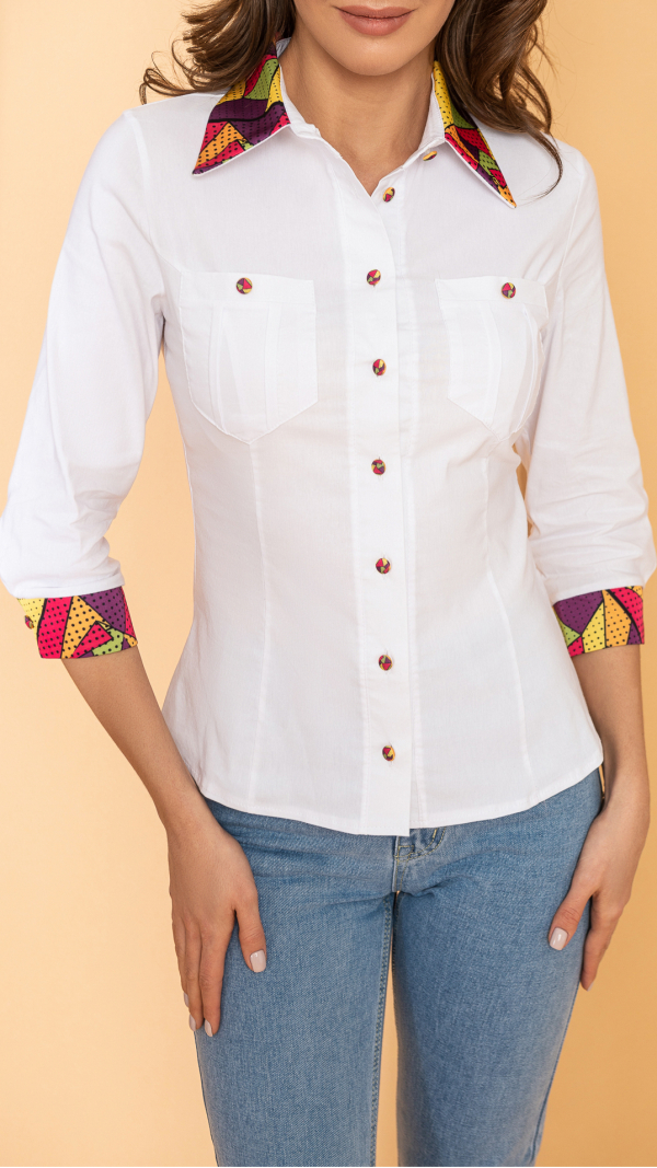 Blouse Pop Art 1