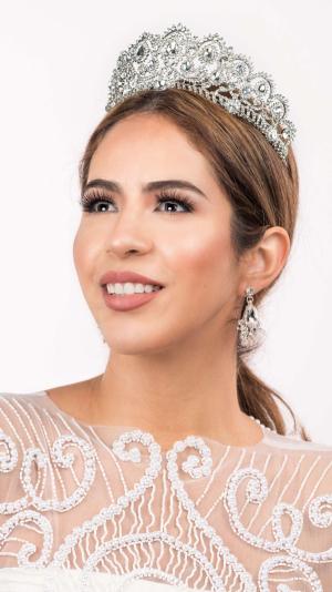 Bridal Tiara & Earrings 1